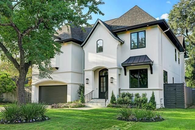 4534 Birch Street, Bellaire, TX 77401 (MLS #92915219) :: The Sansone Group