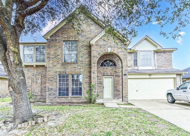 4521 Stonebridge Drive, Pearland, TX 77584 (MLS #92917039) :: The Property Guys
