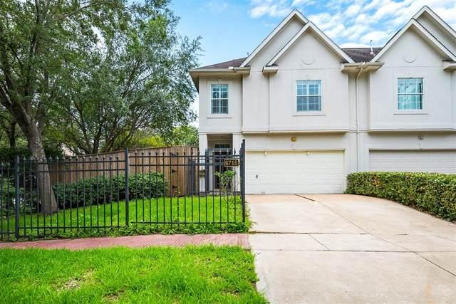 6716 Montclair Drive, Houston, TX 77030 (MLS #92917262) :: Lerner Realty Solutions