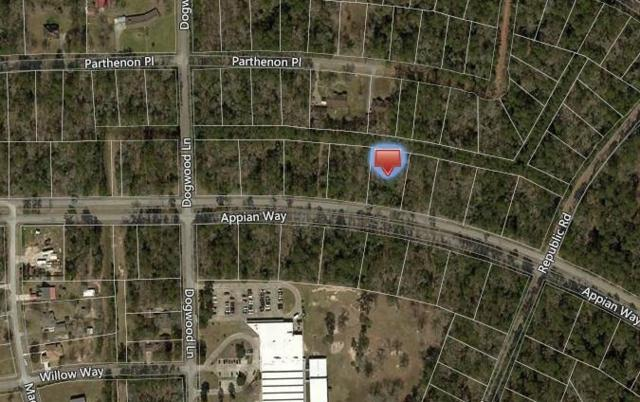 Lot 23 Appian Way, Roman Forest, TX 77357 (MLS #92919078) :: The Freund Group