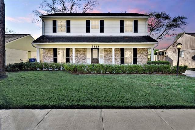 3818 Glen Cove Circle, Missouri City, TX 77459 (MLS #92923669) :: The Jill Smith Team