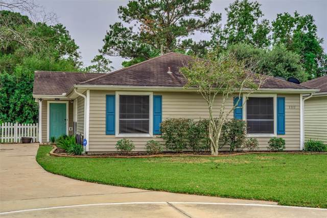 1111 Delores Street, Kemah, TX 77565 (MLS #92929921) :: The Bly Team