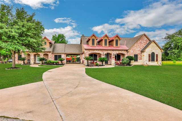 21323 Rosehill Church Road, Tomball, TX 77377 (MLS #92932741) :: The Freund Group