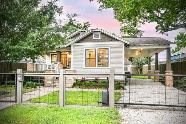 604 Vincent Street, Houston, TX 77009 (MLS #92943967) :: Fine Living Group