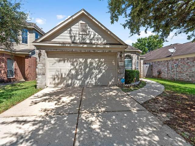 12307 Carriage Oak Circle, Humble, TX 77346 (MLS #929493) :: Connect Realty