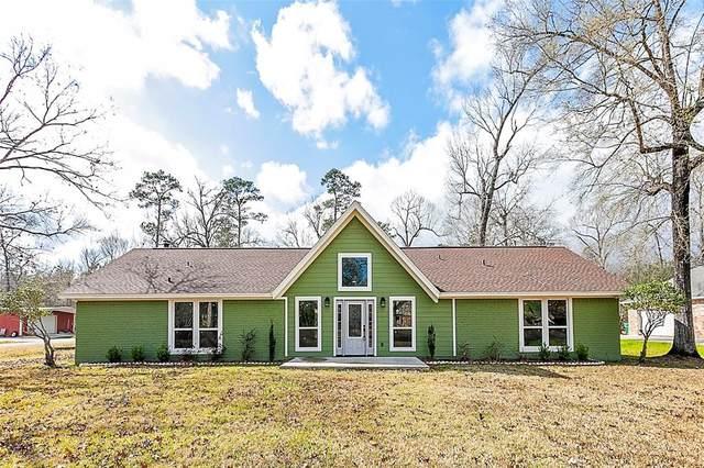 1102 Pinecrest Drive, Sour Lake, TX 77659 (MLS #92963827) :: The Sansone Group