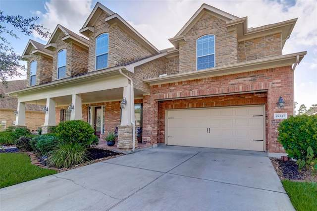 27247 Shauna Lane, Spring, TX 77386 (MLS #92978272) :: Giorgi Real Estate Group