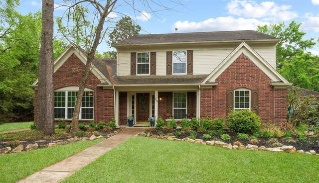 55 S Copper Sage Circle, The Woodlands, TX 77381 (MLS #92983459) :: The Sansone Group