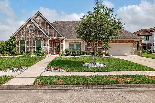 429 Old Orchard Drive, Dickinson, TX 77539 (MLS #92983514) :: The SOLD by George Team