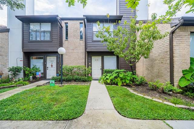 2601 S Braeswood Boulevard #303, Houston, TX 77025 (MLS #92988471) :: The SOLD by George Team