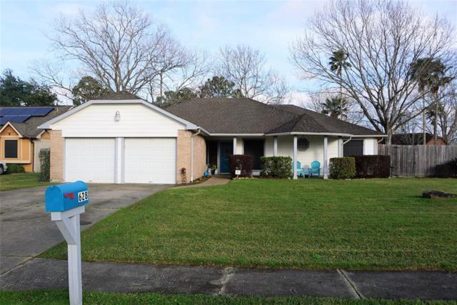 628 Meadowbriar Street, League City, TX 77573 (MLS #92991429) :: Texas Home Shop Realty
