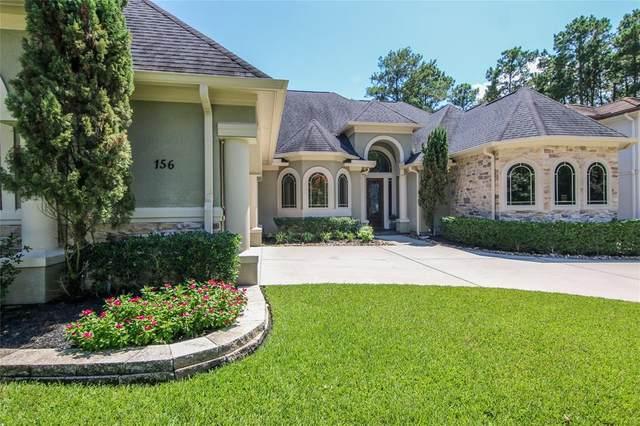 156 Hermitage Drive, Montgomery, TX 77356 (MLS #92997622) :: The Freund Group