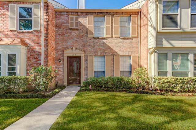 5800 Lumberdale Road #100, Houston, TX 77092 (MLS #92998852) :: Ellison Real Estate Team
