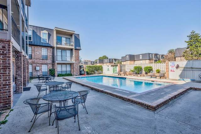 2400 N Braeswood Boulevard #107, Houston, TX 77030 (MLS #93026967) :: Caskey Realty