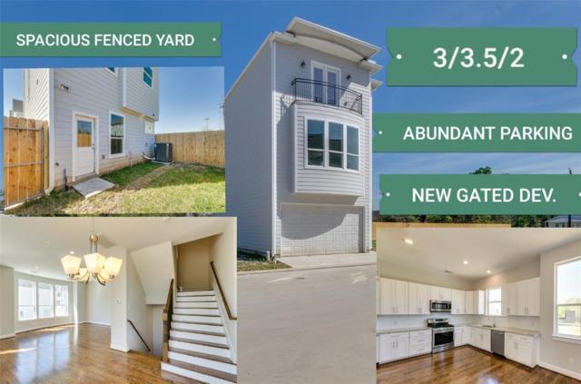 1815 Napacreek Lane, Houston, TX 77008 (MLS #93032961) :: Texas Home Shop Realty