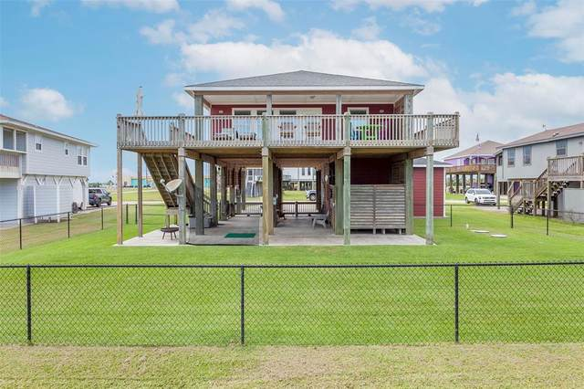 2408 Sand Crab Lane, Crystal Beach, TX 77650 (MLS #93039507) :: The Home Branch