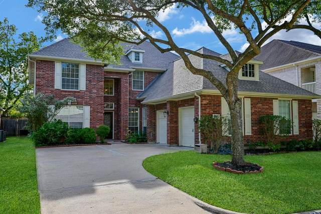 1603 Lakeside Enclave Drive, Houston, TX 77077 (MLS #93040680) :: Connect Realty