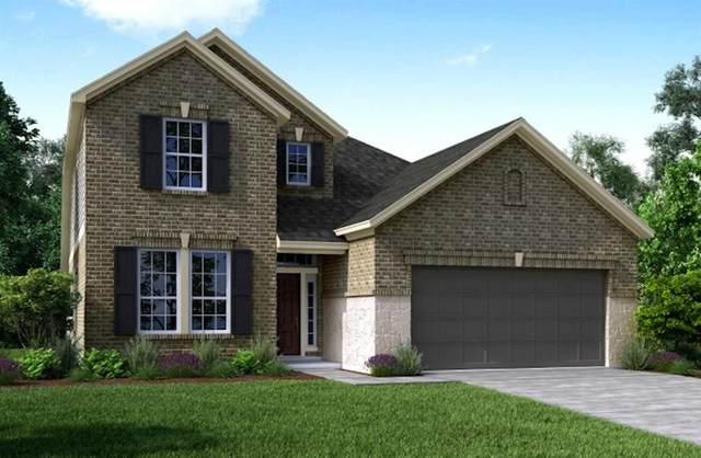 19326 Lake Ridge Drive, Manvel, TX 77578 (MLS #93041322) :: The Heyl Group at Keller Williams