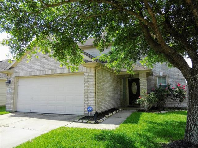 7214 Foxcrest Lane, Humble, TX 77338 (MLS #93045054) :: NewHomePrograms.com LLC