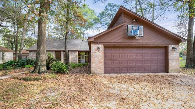 88 Woodhaven Wood Drive, Greenwell Springs, TX 77380 (MLS #93049400) :: Texas Home Shop Realty