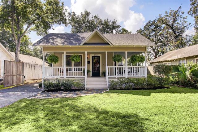1510 W 21st Street, Houston, TX 77008 (MLS #93050039) :: Texas Home Shop Realty