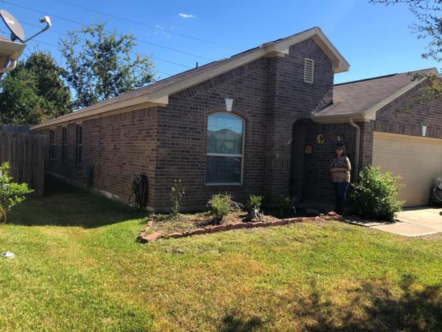3534 Lauderwood Lane, Katy, TX 77449 (MLS #93052682) :: The Sansone Group