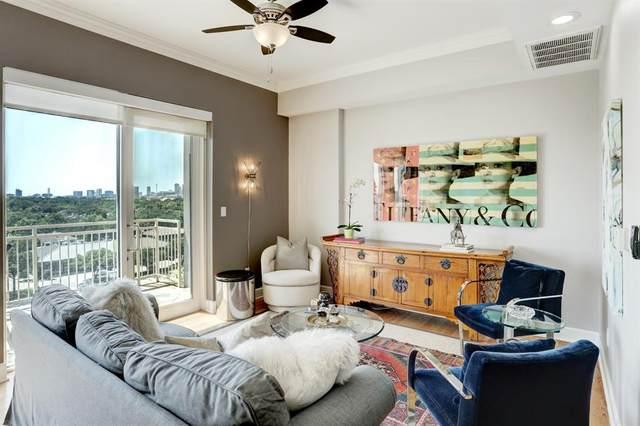 2520 Robinhood Street #803, Houston, TX 77005 (MLS #93065335) :: Parodi Group Real Estate