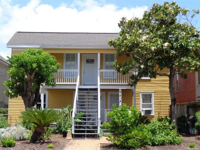 1614 Avenue N, Galveston, TX 77550 (MLS #93071934) :: The Parodi Team at Realty Associates