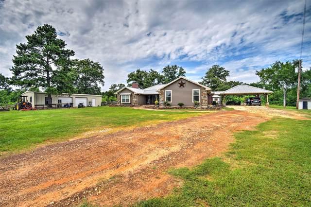 384 County Road 3216, Jacksonville, TX 75766 (MLS #93077069) :: Ellison Real Estate Team
