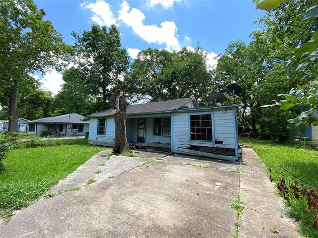 7428 Bywood Street, Houston, TX 77028 (MLS #93077669) :: The SOLD by George Team
