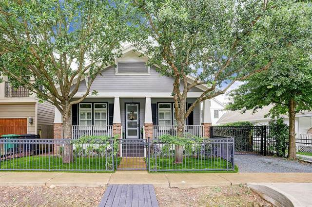 1325 Lawrence Street, Houston, TX 77008 (MLS #93078283) :: The SOLD by George Team