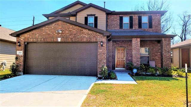 2535 White Bluff Lane, Houston, TX 77038 (MLS #93090181) :: The Sansone Group