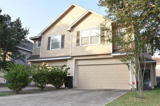 6014 Yorkglen Manor Lane, Houston, TX 77084 (MLS #93091720) :: The SOLD by George Team