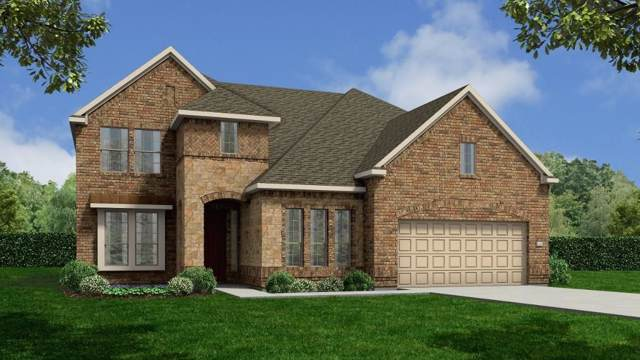 8208 Longear Lane, Rosenberg, TX 77469 (MLS #9309390) :: The Bly Team