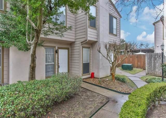 5917 Fairdale Lane #10, Houston, TX 77057 (#93102716) :: ORO Realty