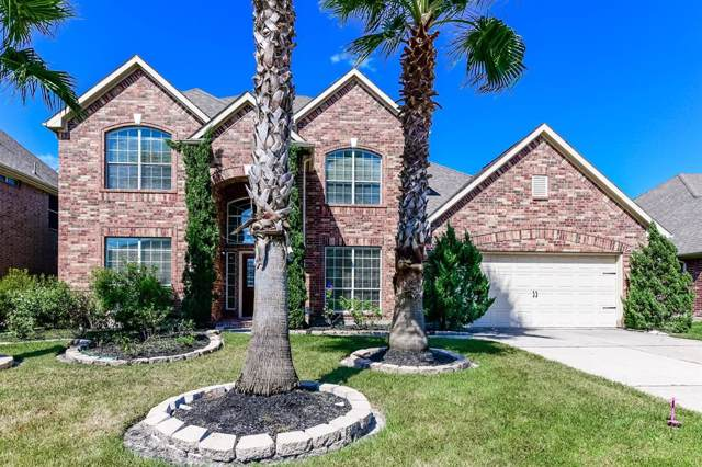 3027 Clover Trace Drive, Spring, TX 77386 (MLS #93115898) :: Green Residential