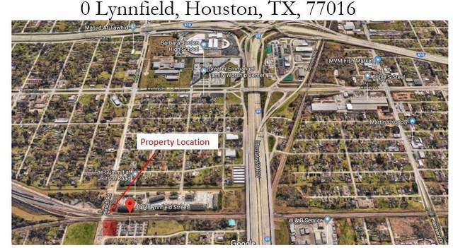 0 Lynnfield Ave, Houston, TX 77016 (MLS #93125750) :: The SOLD by George Team