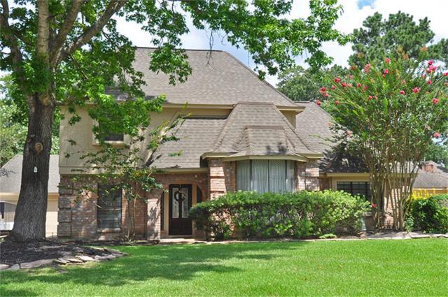 5627 Woodland Creek Drive, Kingwood, TX 77345 (MLS #93145242) :: Team Parodi at Realty Associates