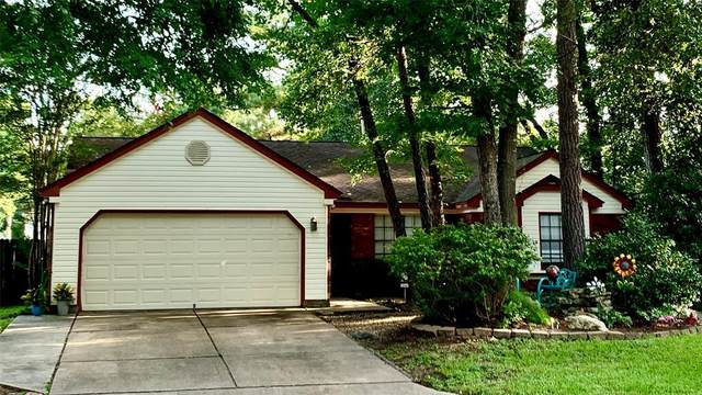 3331 Golden Willow Drive, Kingwood, TX 77339 (MLS #93148249) :: The Bly Team