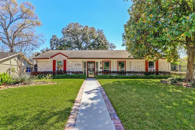 7131 Hartland Street, Houston, TX 77055 (MLS #93152339) :: The SOLD by George Team