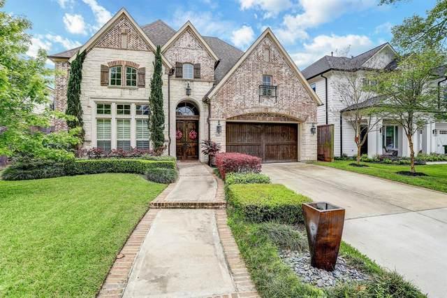 1237 Gardenia Drive, Houston, TX 77018 (MLS #93153944) :: Giorgi Real Estate Group