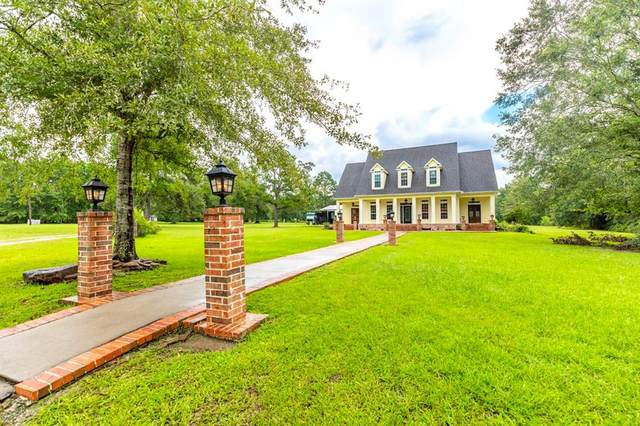 190 Weiss Bluff Road, Vidor, TX 77662 (MLS #93156964) :: The Bly Team