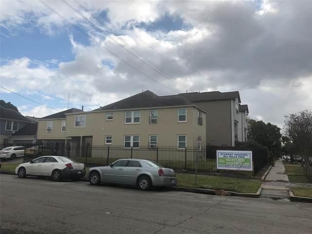 2801 Blodgett Street, Houston, TX 77004 (MLS #93166710) :: The Bly Team
