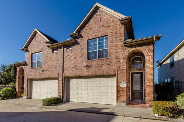 6222 Skyline Drive #28, Houston, TX 77057 (MLS #93172980) :: Texas Home Shop Realty