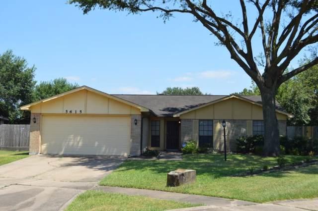 5615 W Ridgecreek Circle, Houston, TX 77053 (MLS #9317311) :: The Heyl Group at Keller Williams