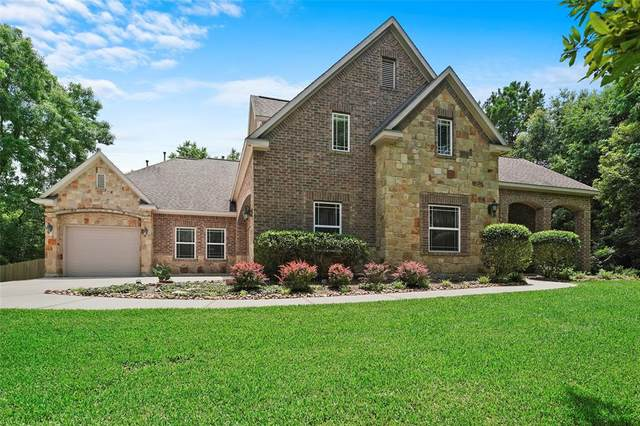 209 Lakeside Hills Drive, Montgomery, TX 77316 (MLS #93179675) :: The Home Branch