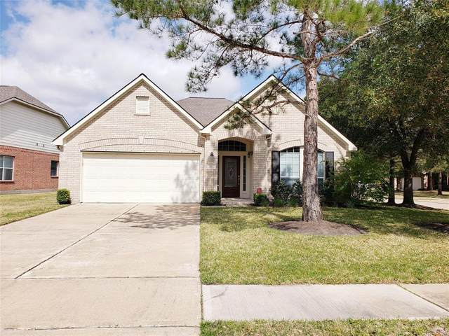 5207 Big Meadow Lane, Katy, TX 77494 (MLS #93180166) :: Johnson Elite Group