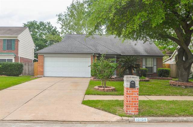 10106 Prospect Hill Drive, Houston, TX 77064 (MLS #93197946) :: Bray Real Estate Group