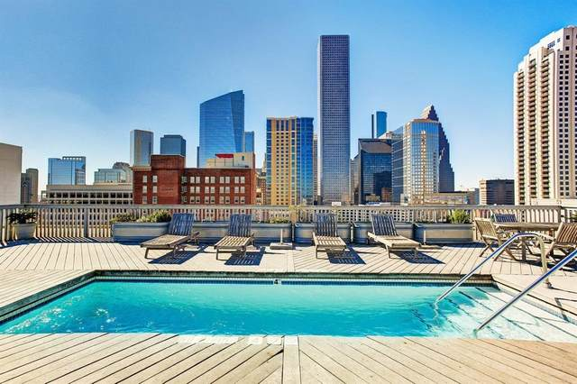 915 Franklin Street 4J, Houston, TX 77002 (MLS #93199119) :: Caskey Realty