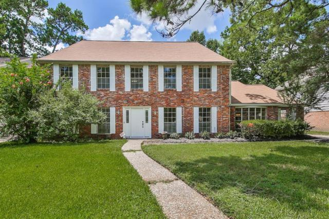 17331 Rolling Creek Drive, Houston, TX 77090 (MLS #93201038) :: The Heyl Group at Keller Williams
